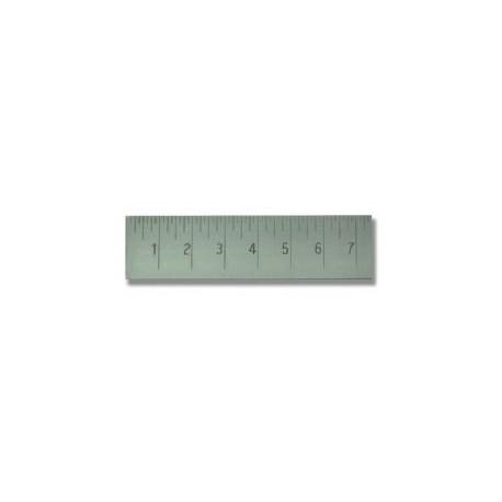 24 x 2 (202) Masons Straight Steel Bench Rule