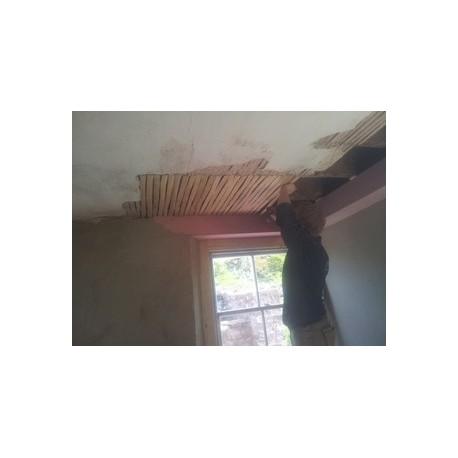 Riven Oak Plastering Laths