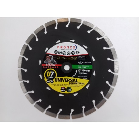 Dronco U7 Xtreme Cutting disc