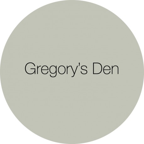 Gregory's Den - Earthborn Clay Paint