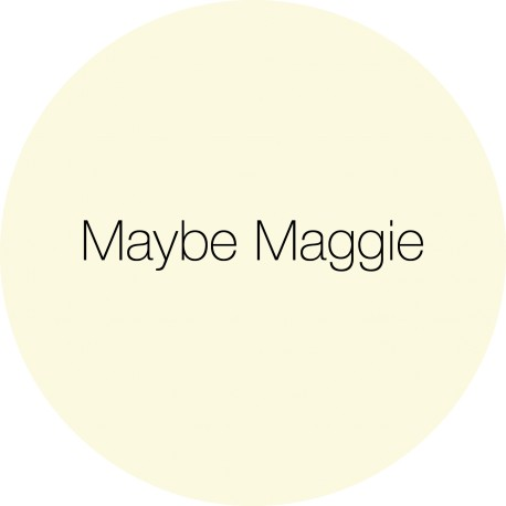 Maybe Maggie - Earthborn Claypaint