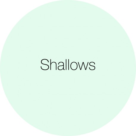 Shallows - Earthborn Eggshell
