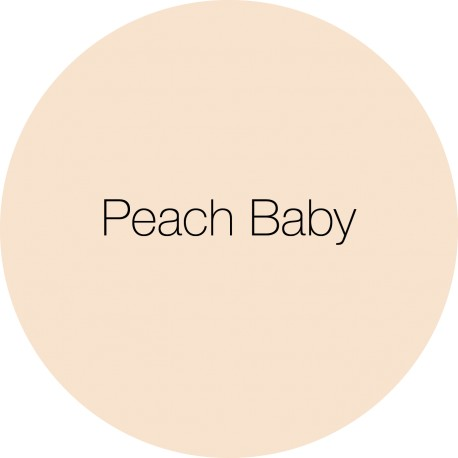 Peach Baby - Earthborn Eggshell