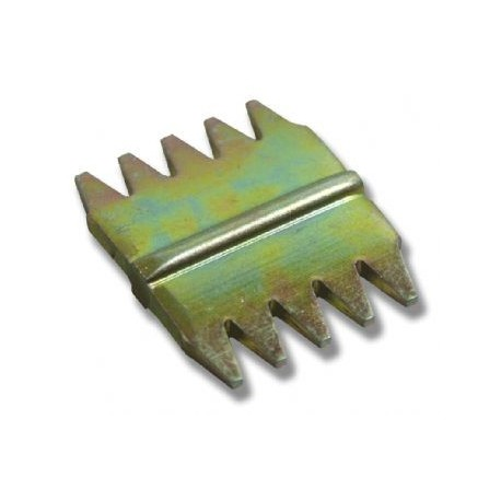 "1"" (25mm) Scutch Combs - Stone"