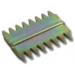 "1 1/2"" (38mm) Scutch Comb - Stone"
