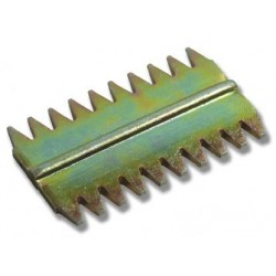 "2"" (50mm) Scutch Comb - Stone"